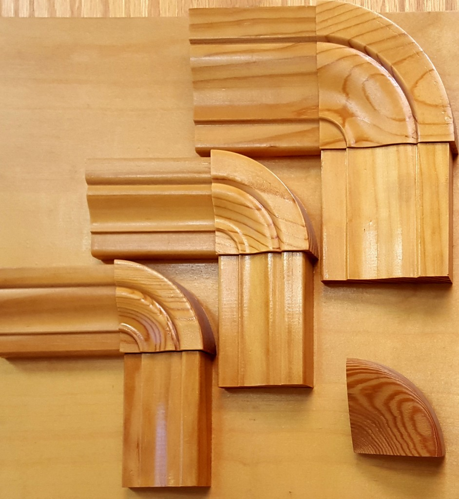 Custom Wood Molding Trim