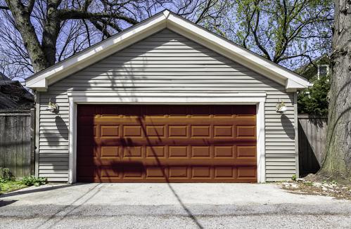2 car garage kits